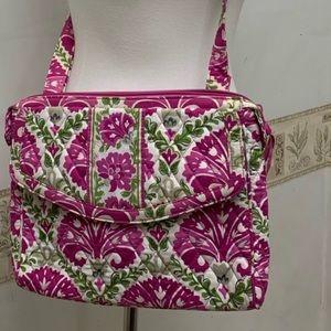 Vera Bradley Julep Tulip Laptop/Tablet Bag